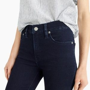 "NWOT - J.Crew Tall 9"" High-rise Jeggings"